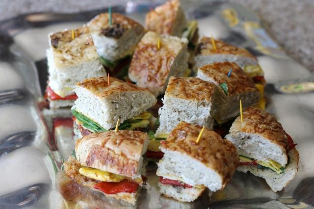 Breakfast Sandwich 4