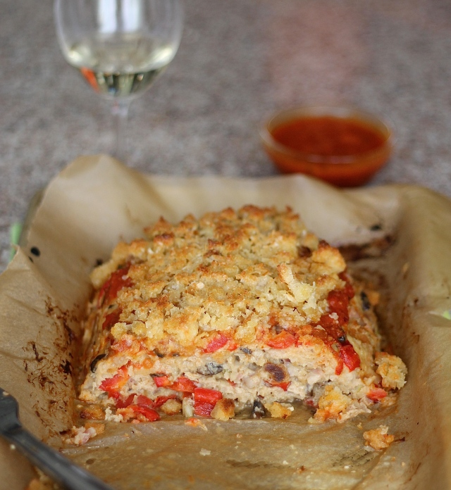 Chicken Parmesan Meatloaf | Because Food is Life
