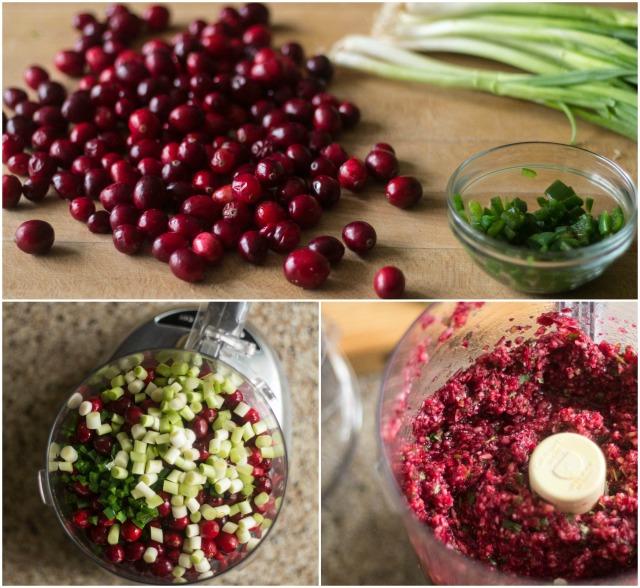 Cranberry Jalapeño Dip | becausefoodislife.com